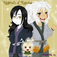 + Legends of Konoha+ by Snapesita