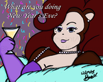 New Year's Eve by BlueTigress94