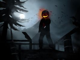 Jack O Lantern by UltimaDX