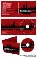 Metropolis Records - Fan Selected Vol. 1 by luvataciousskull