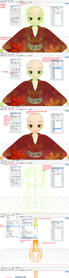 MMD Tutorial: Deleting Invisible Vertices by Puroistna