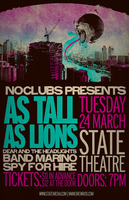 As Tall As Lions by aanoi