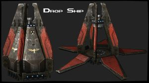 Drop Ship - Final by Pogimonz