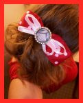 Undertaker hair clip by Prepare-Your-Bladder