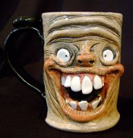 Really happy mug by thebigduluth