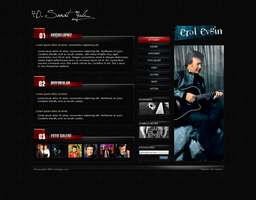 Erol Evgin Web by FerdiCildiz