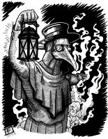 Plague doctor by brianjones90