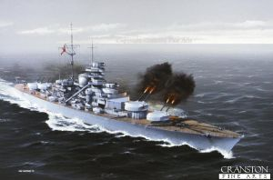 Battle of the Denmark Strait Part 2 by bwan69
