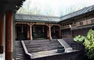 quiet temple by molybdenumgp03