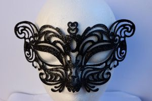 DSC 0061 Filigree Mask 1 by wintersmagicstock