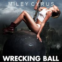 Miley Cyrus Wrecking Ball by xLexieRusso2