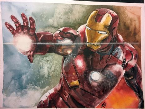 Iron Man by gk1903