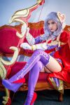 Heartseeker Ashe - League of Legends by Ruty-chan