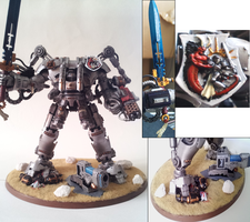 Nemesis Dreadknight **Updated** by EspadaMike88