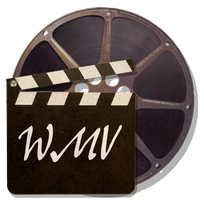 Steampunk Victorian Video WMV file Icon by pendragon1966