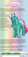 My Little Pony Tutorial by Jaimep