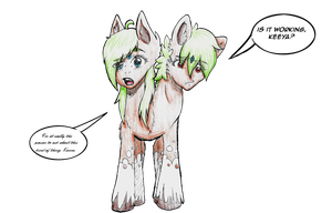 Ask Keeya and Kanna: Is This Thing On? by neokasey82