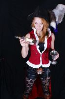 Steam Punk Pirate Why is the Rum Gone? 2 by emodicon