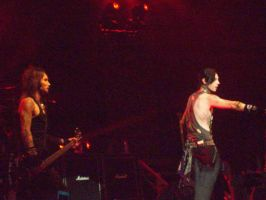 Andy and Ashley by A7XFan666
