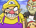 The Terrible Trio by BladeXD