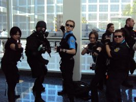Resident Evil Group Meet 1 by Kiba1303