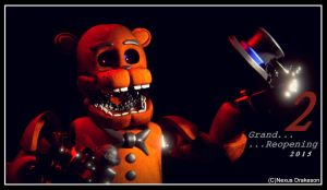Five Nights at Freddy's 2 by NexusDrakeson