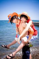 ONE PIECE - Summer by Hasadosh