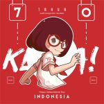 70 th Indonesia by kum---kum