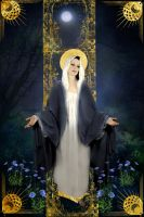Mary of Ephesus by Canankk