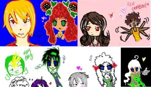 IScribble Fun-Time by Tesuway-chan