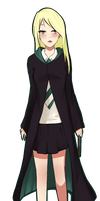 Meredith Malfoy by pepperlicious