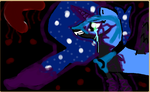 Look at what i drew on animal jam lol by X-marblehornets-x