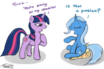 Problem, Twilight? by TheParagon