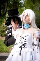 Pandora Hearts by Yuta-Mori