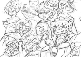 Thanks for the watch ( Please read ) by EOXXY