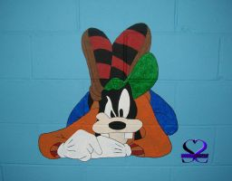 MURAL Series: Goofy -Complete by southernstingray