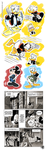 Donald Wolverine and other stuff I've been doing by Renny08