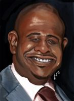 Forest Whitaker by jEROMEaNIMATIONS