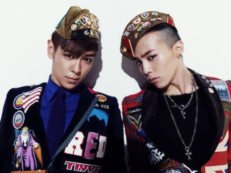 GD and TOP by snowflakeVIP