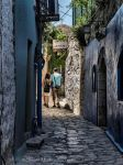 A walk in the old city by ShlomitMessica