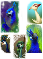 Wings Of Blue-part 2 by AuldBlue