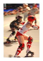 houston roller derby 193 by JamesDManley