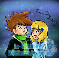 x+FrozenDew-Winter+x by liliebiehlina3siste