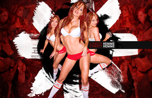 Christy Hemme Wallpaper by Cool119