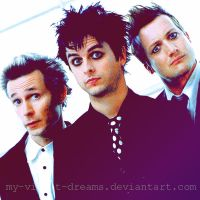 GreenDay Display by my-violet-dreams