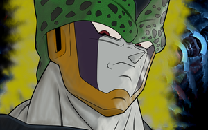 Eighth DColor - Perfect Cell by LordNobleheart