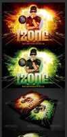 Urban War Zone Flyer by MadFatSkillz