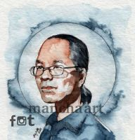 Ted Chiang by holdcsepp