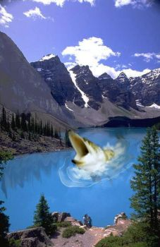 Lake Monster by sentinel2001