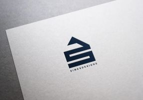 My new official logo by SimkeDesign
